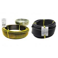 Шланг МБ 06*14-2.0 МПа /Oil-Air, нитяное усиление- навивка, бухта 5м/